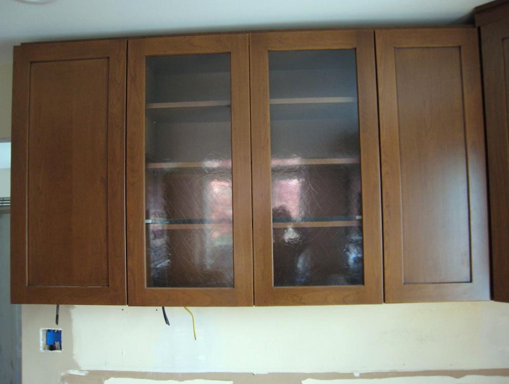 Kitchen Cabinet Door Inserts
