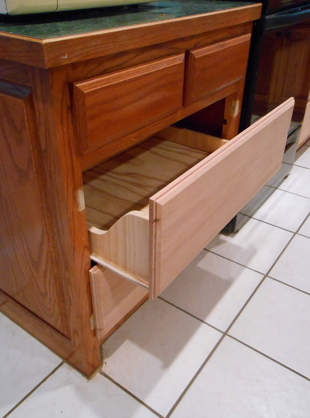 Kitchen Cabinet Drawers Home Depot