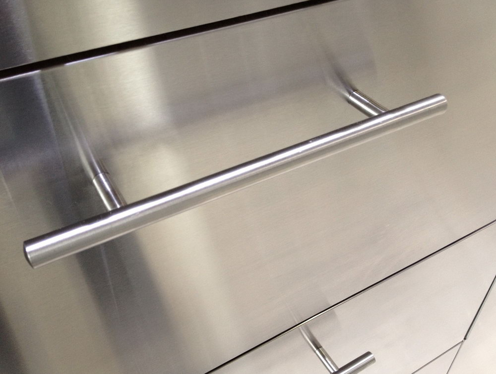 Kitchen Cabinet Drawers With Metal Sides