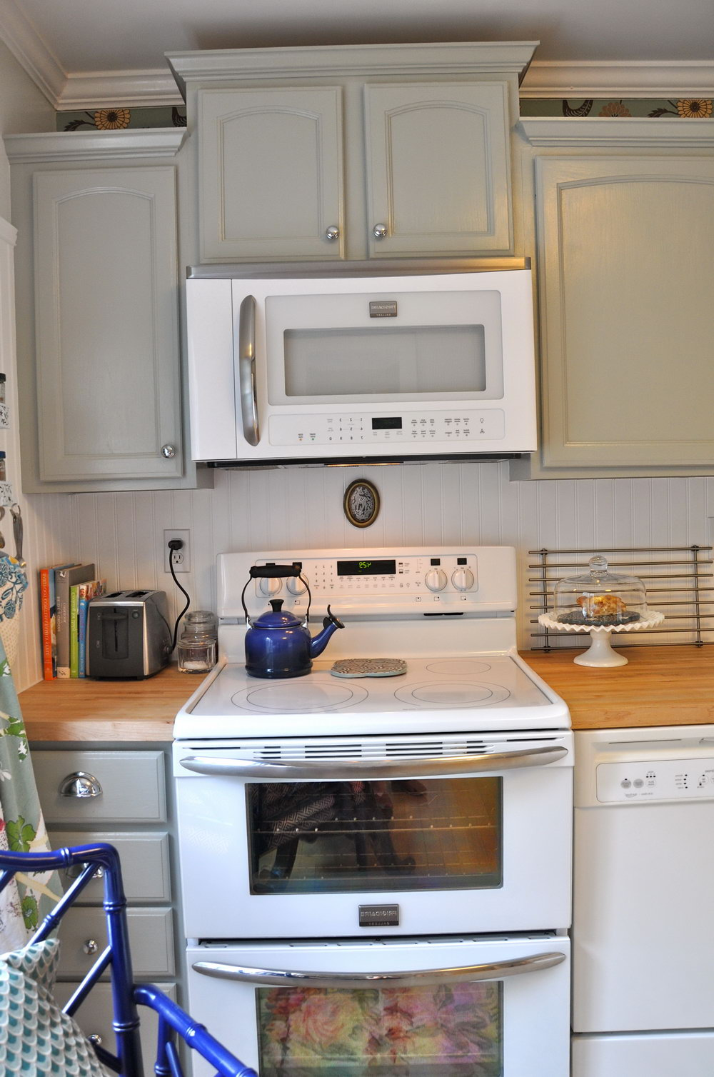 Kitchen Cabinet Height Above Countertop