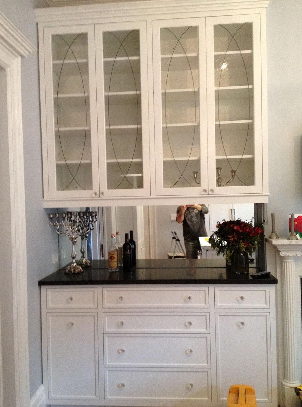 Kitchen Cabinet Inserts Ideas