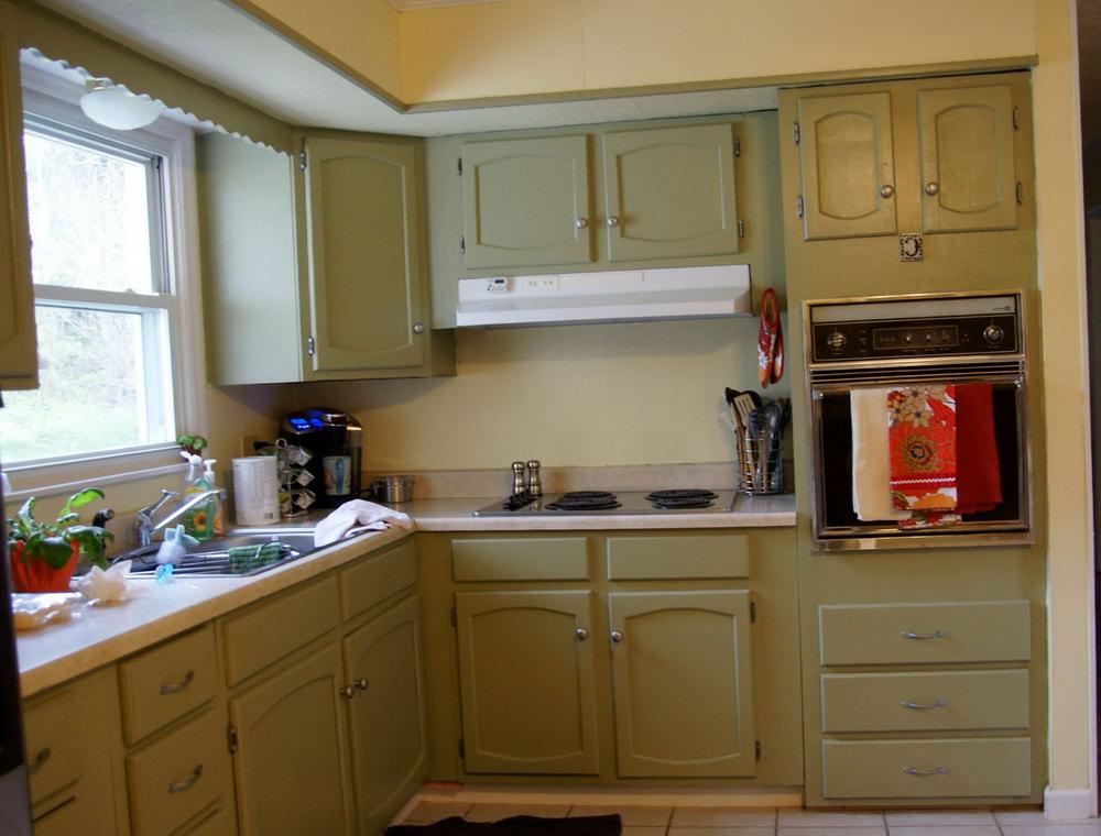Kitchen Cabinet Makeover Ideas