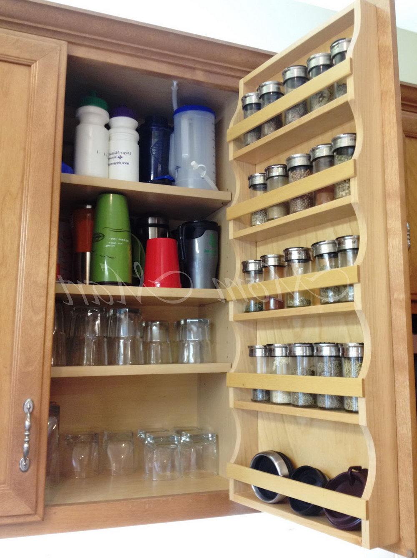 Kitchen Cabinet Organization Diy