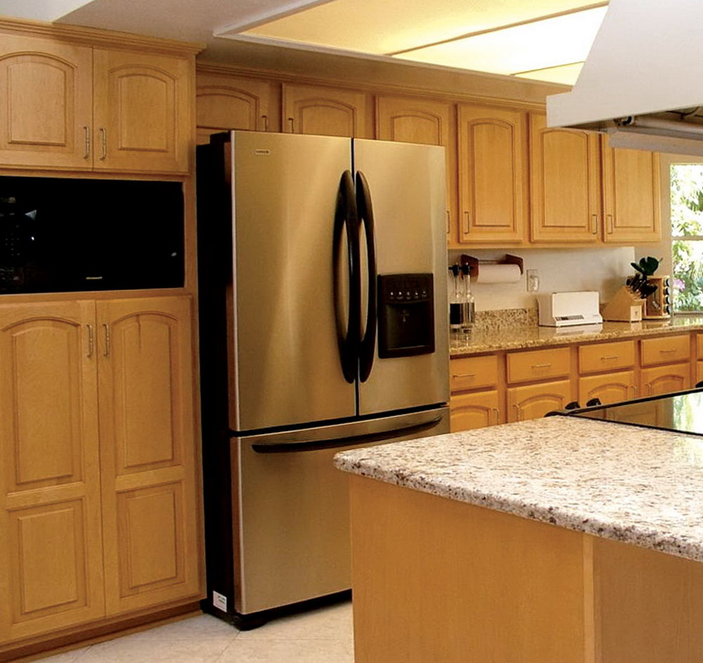 Kitchen Cabinet Refacing Cost Per Linear Foot