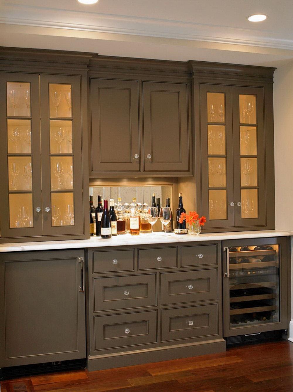 Kitchen Cabinet Stain Ideas