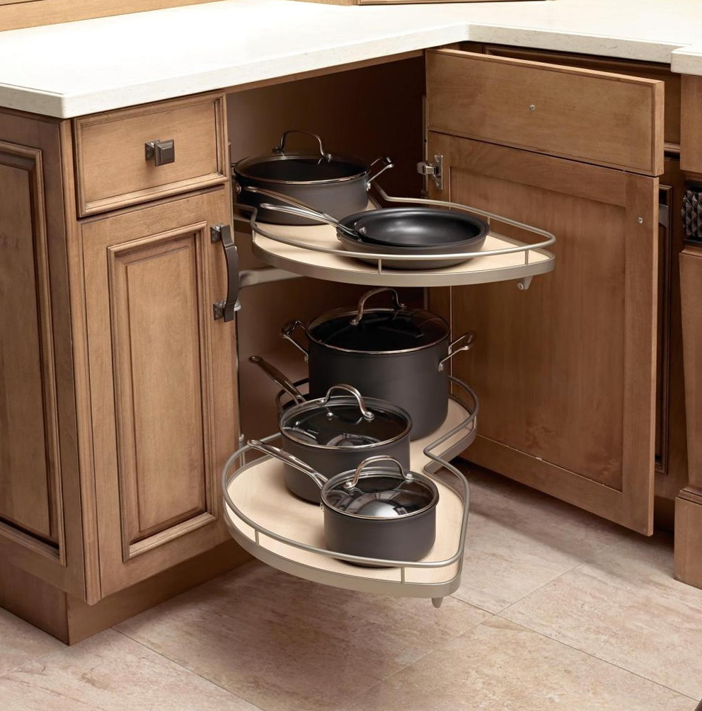 Kitchen Cabinet Storage Accessories