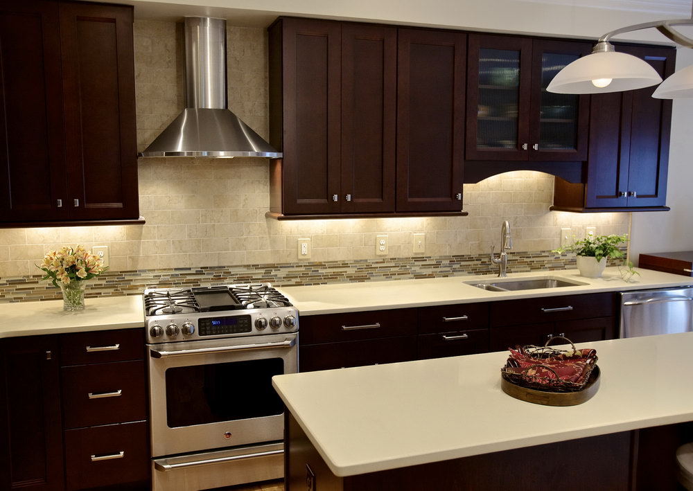 Kitchen Cabinets And Granite Countertops