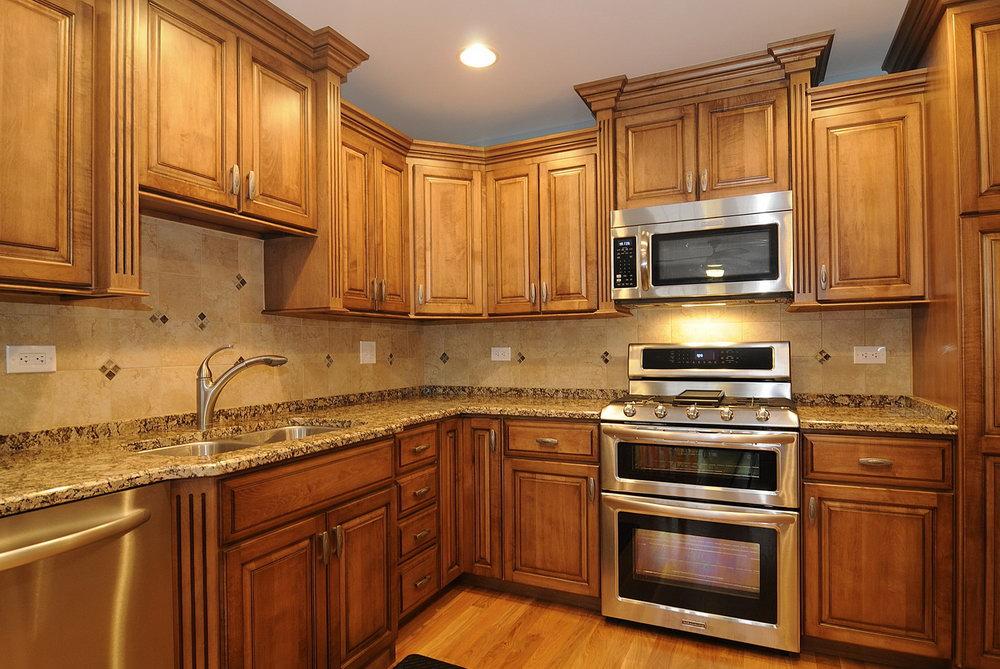 Kitchen Cabinets Chicago Il