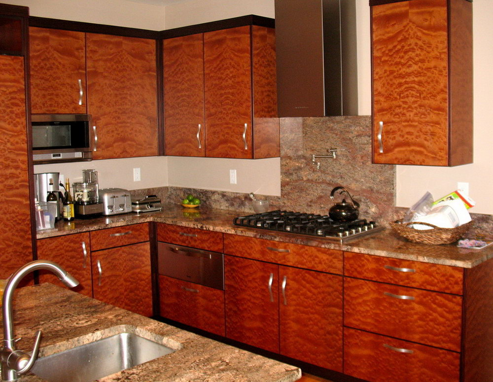 Kitchen Cabinets Colour Combination Pictures