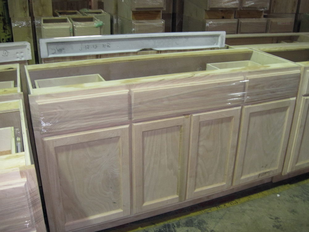 Kitchen Sink Base Cabinet With Dishwasher