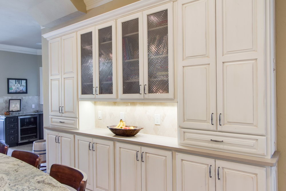 Kitchen Wall Cabinet Construction