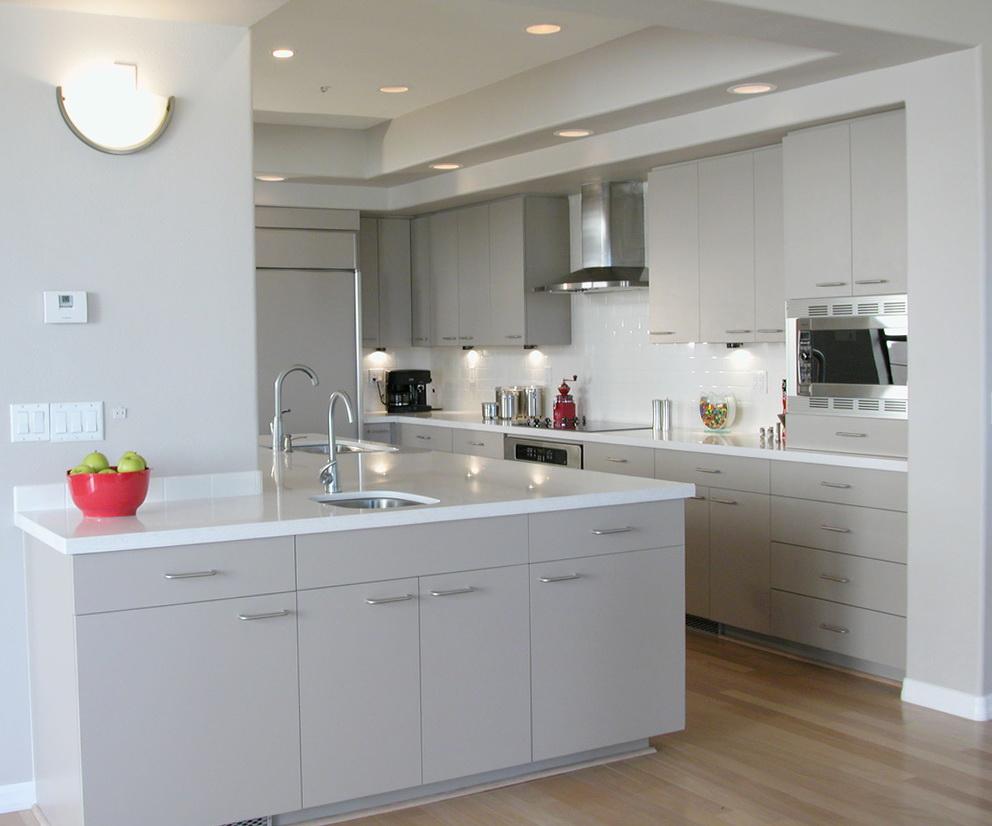Laminate Kitchen Cabinets Vs Wood