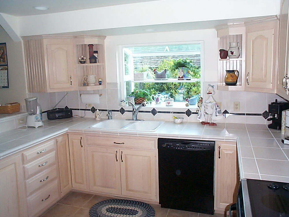 Maple Cabinets Kitchen Ideas