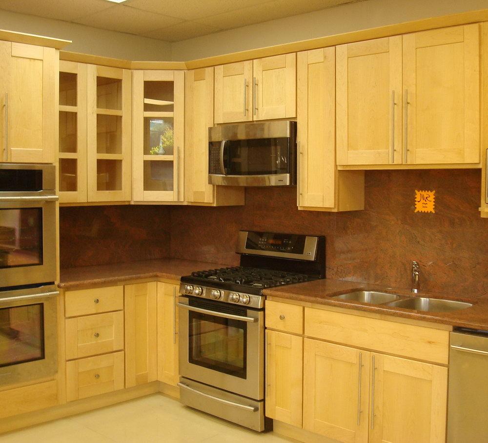 Maple Cabinets Kitchen Paint Colors