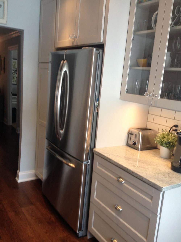 Martha Stewart Kitchen Cabinets Sharkey Gray