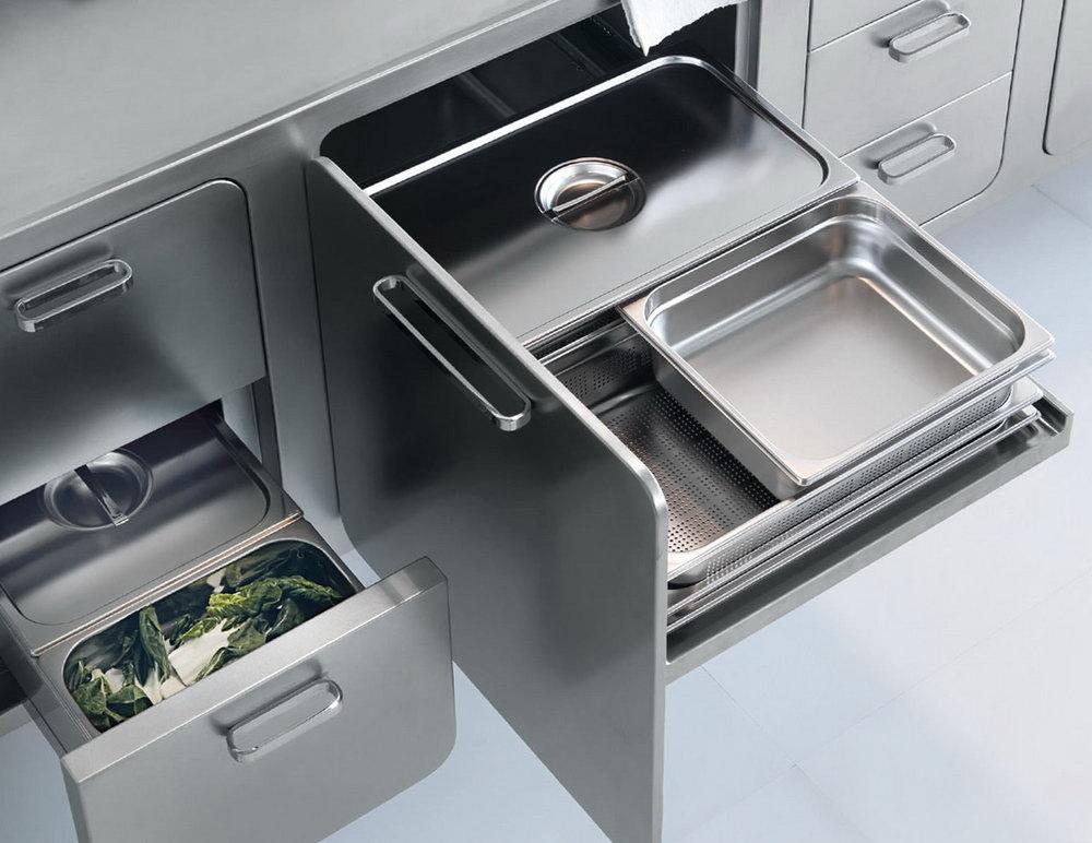Metal Kitchen Cabinet Drawers