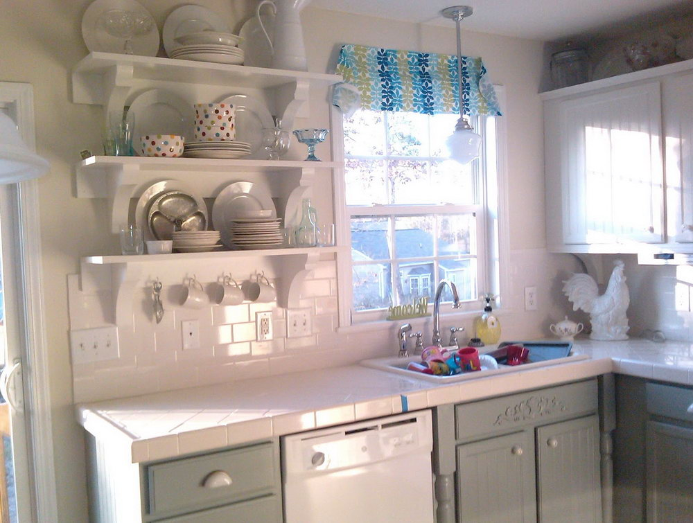 Milk Paint Kitchen Cabinets Reviews