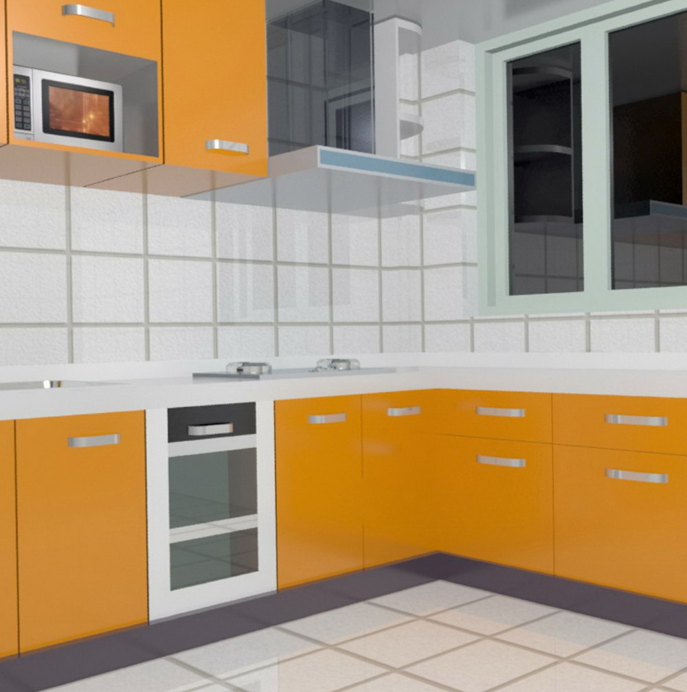 Modular Kitchen Cabinets Accessories