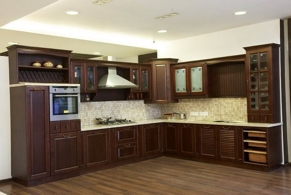 Modular Kitchen Cabinets Colors
