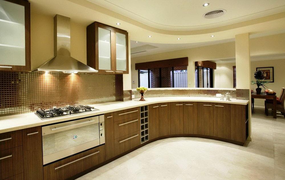 Modular Kitchen Cabinets Designs India
