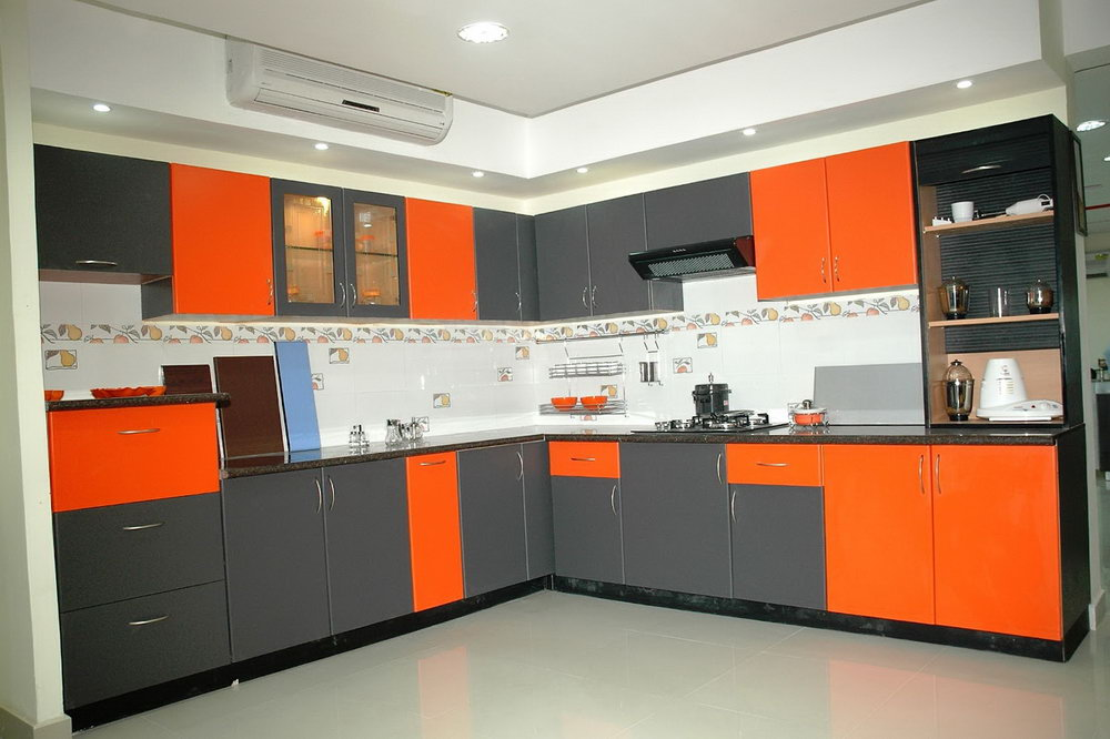 Modular Kitchen Cabinets India