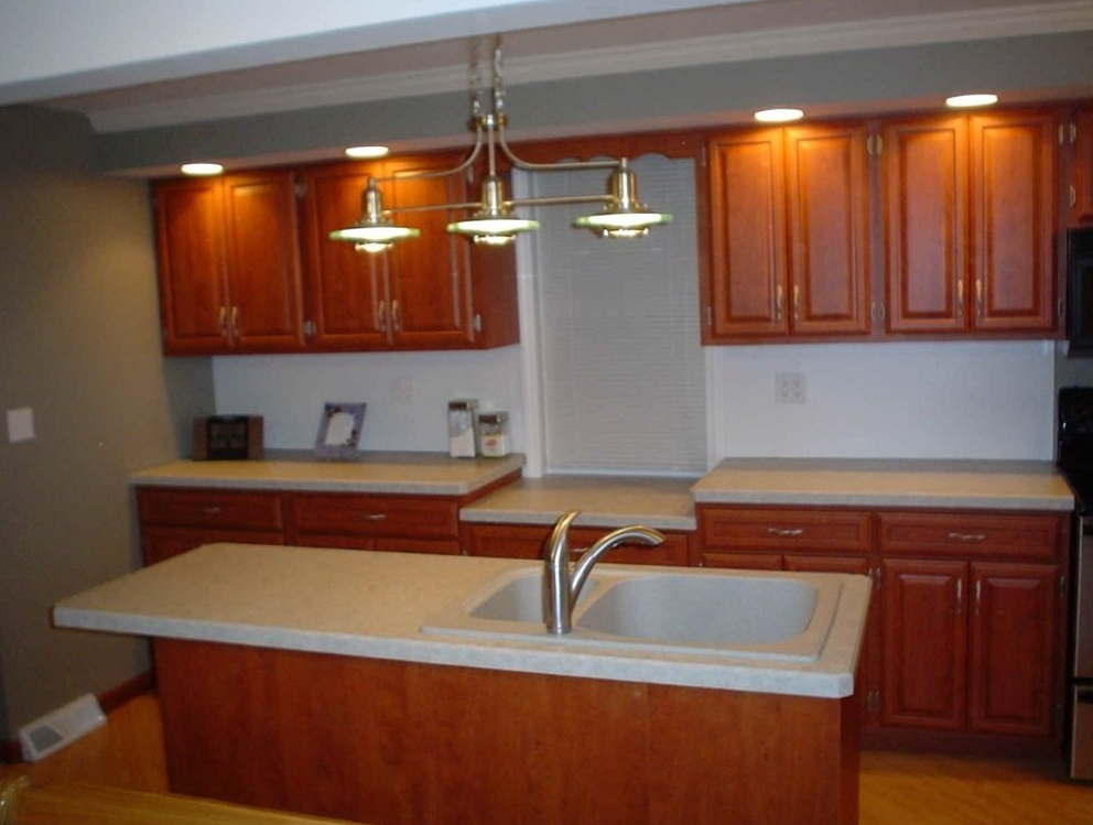 New Kitchen Cabinet Doors On Old Cabinets