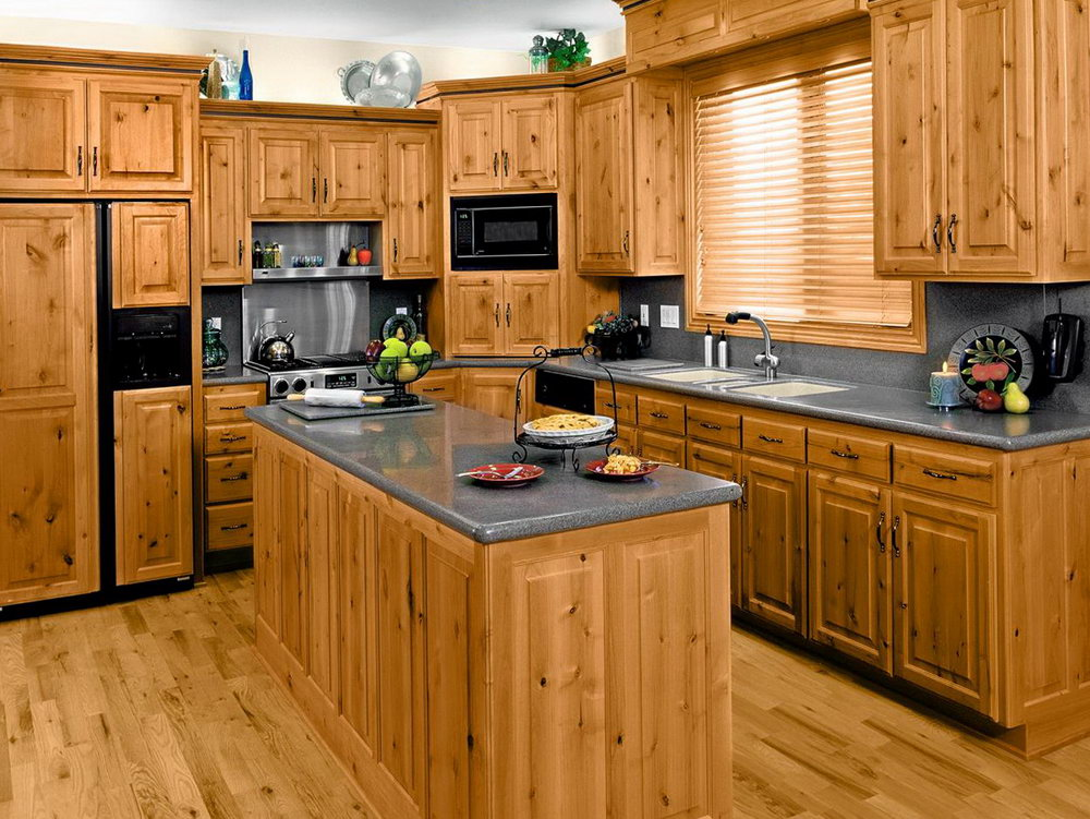 Pine Kitchen Cabinets Modern