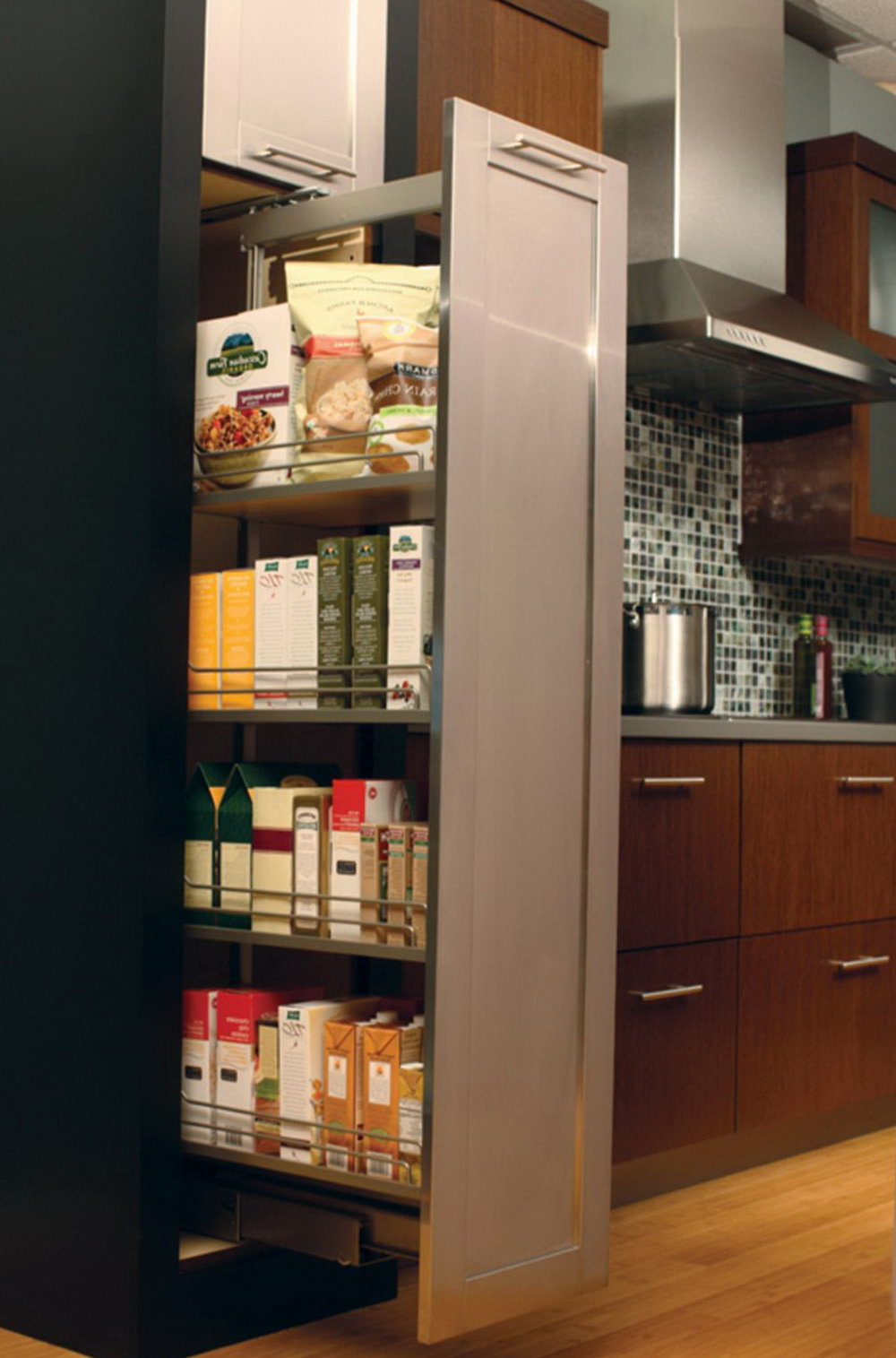 Pull Out Cabinets Kitchen Pantry