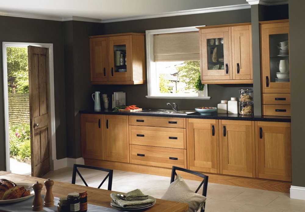 Replace Kitchen Cabinet Doors Before And After