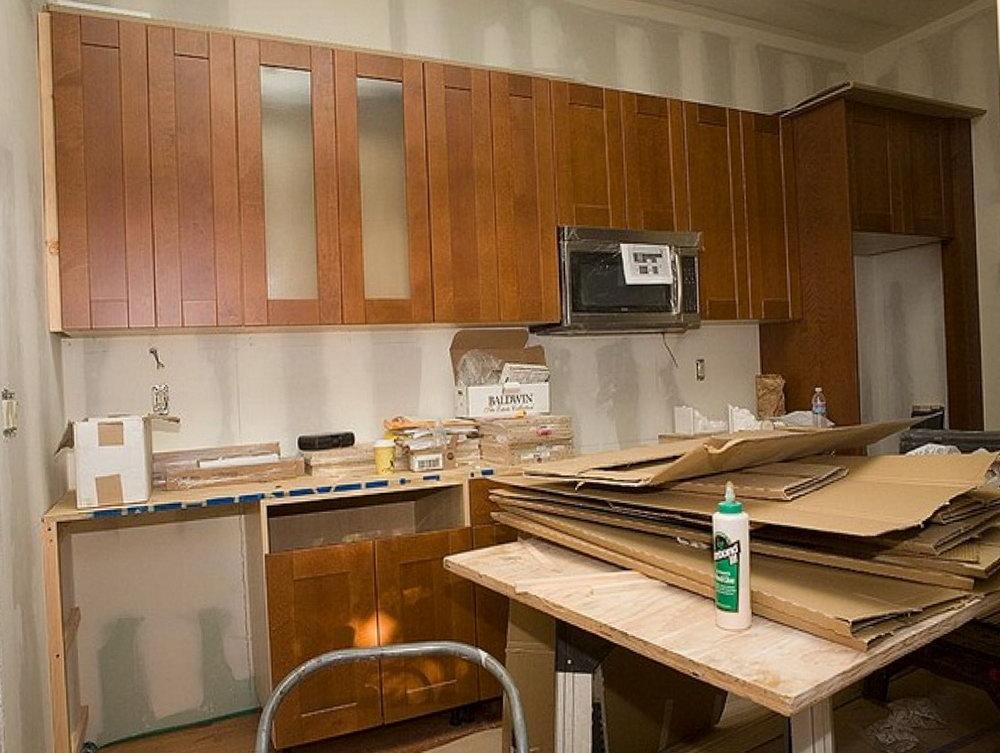 Replacing Kitchen Cabinet Doors With Ikea
