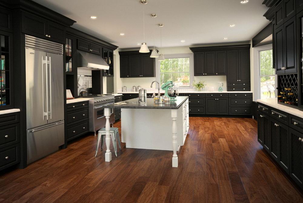 Semi Custom Kitchen Cabinets Brands