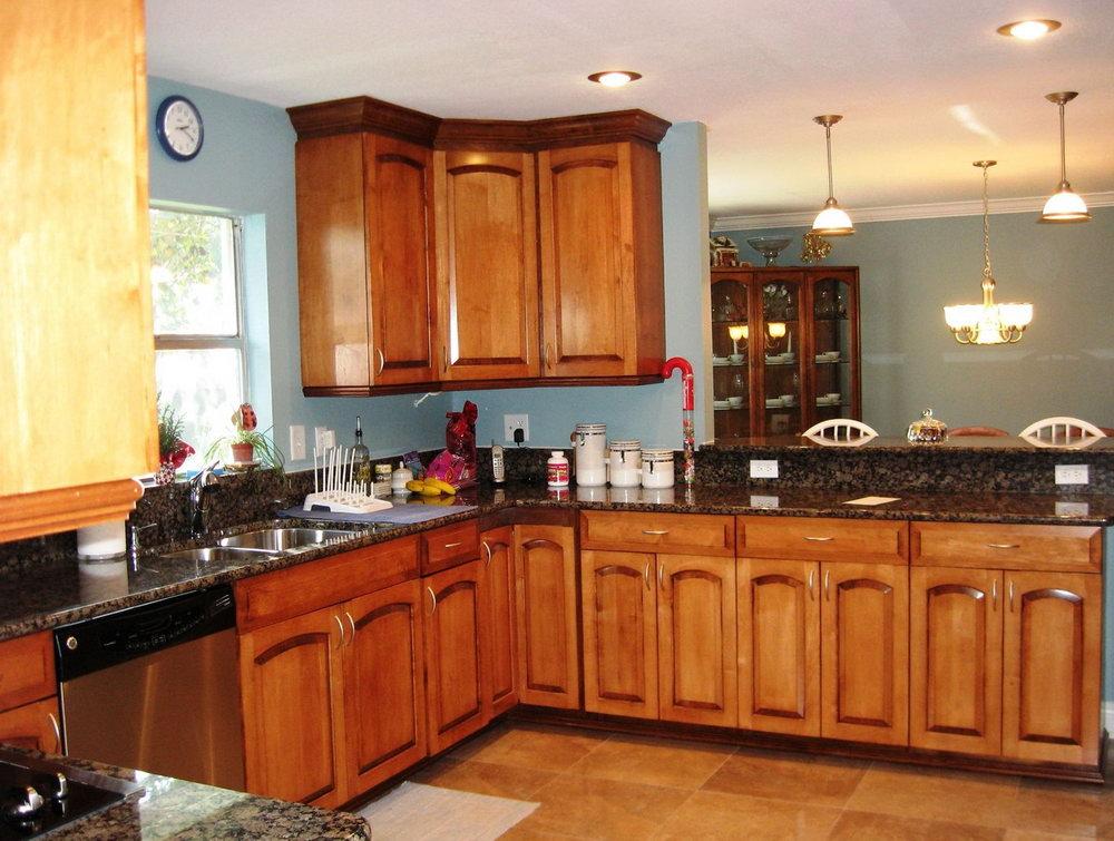 Semi Custom Kitchen Cabinets Reviews