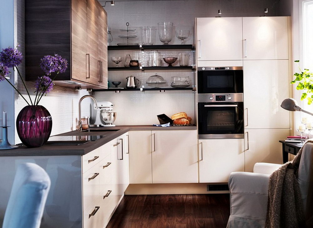 Small Kitchen Cabinets For Storage