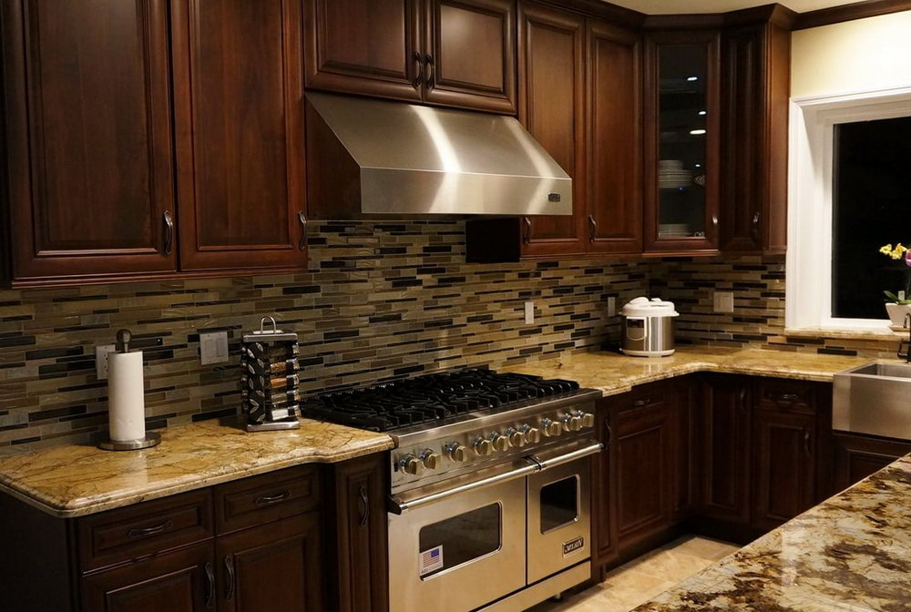 Solid Wood Kitchen Cabinets Home Depot