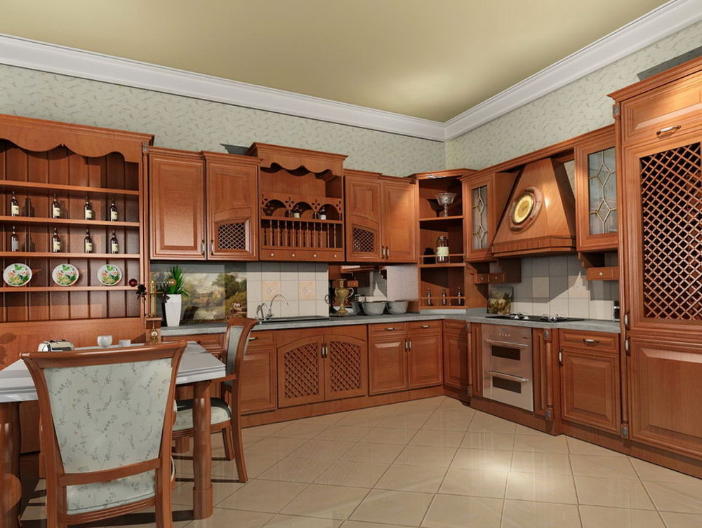 Solid Wood Kitchen Cabinets Ikea