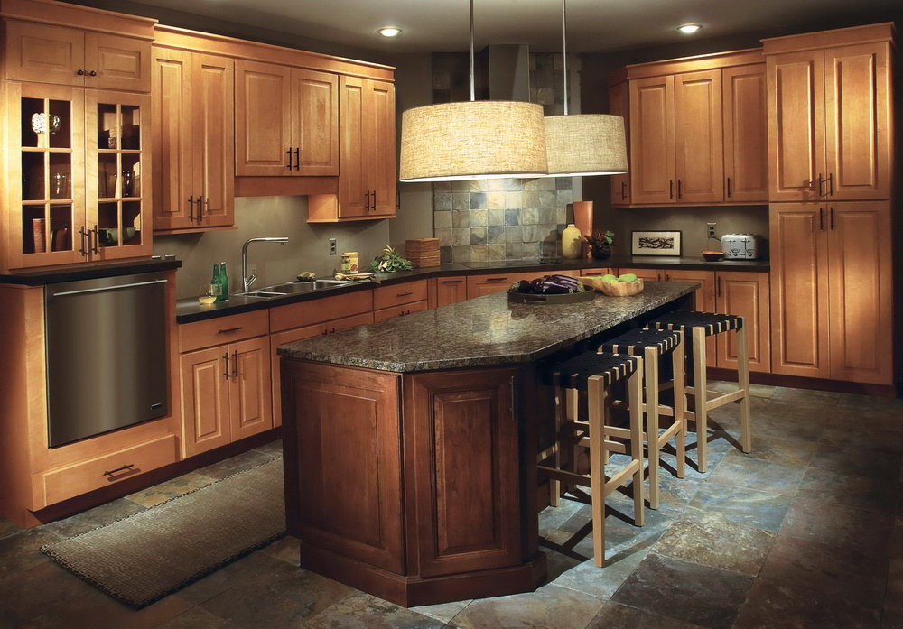 Standard Kitchen Cabinet Depth And Height