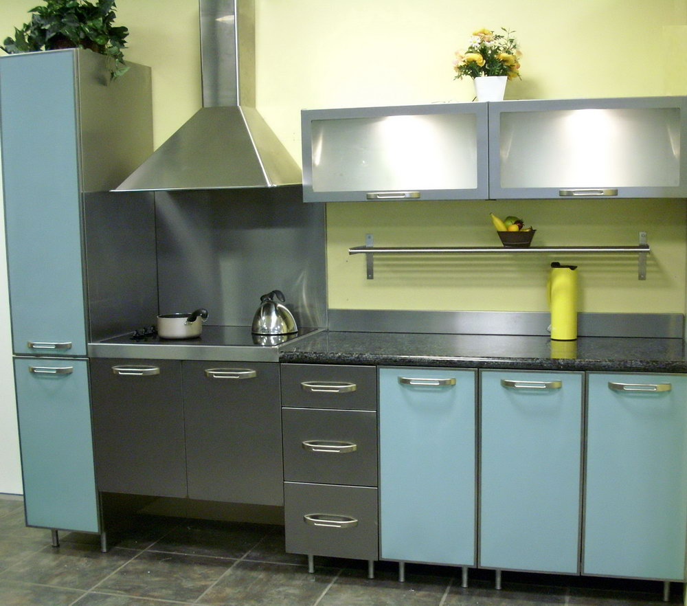 Steel Kitchen Cabinets India