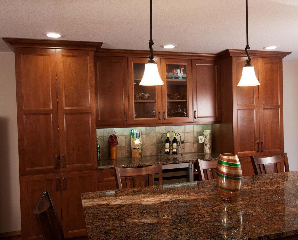 Tall Skinny Kitchen Cabinet