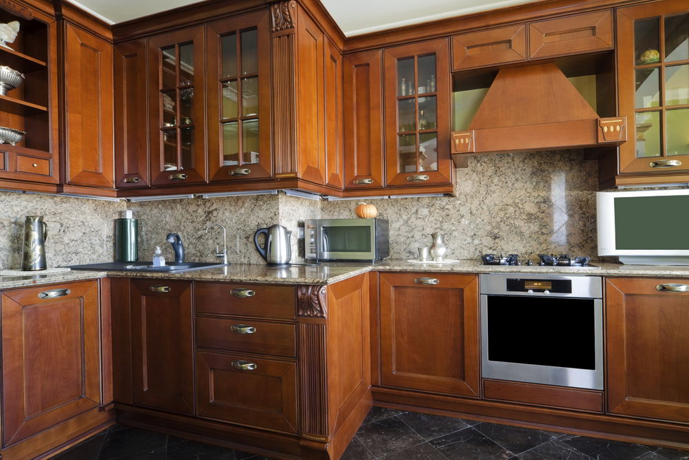 Types Of Kitchen Cabinets Designs
