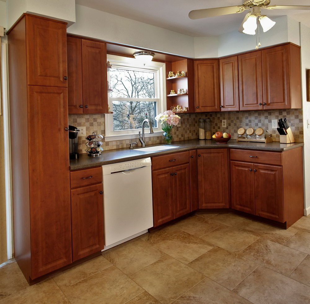 Types Of Laminate Kitchen Cabinets