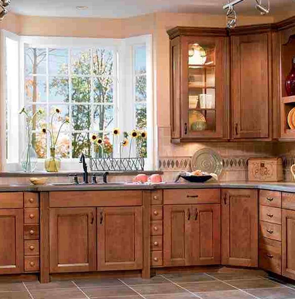 Unfinished Oak Kitchen Cabinets Home Depot Canada