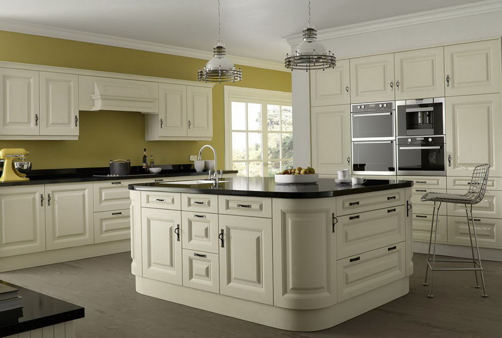 White Ash Kitchen Cabinets