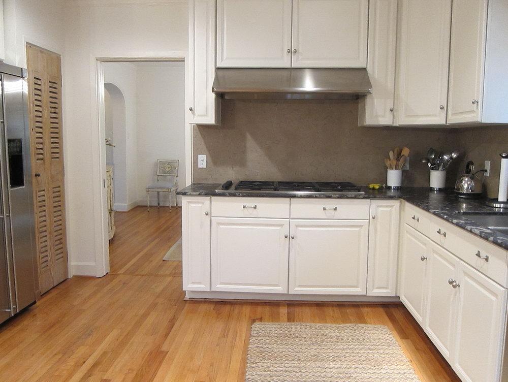 White Shaker Kitchen Cabinet Doors
