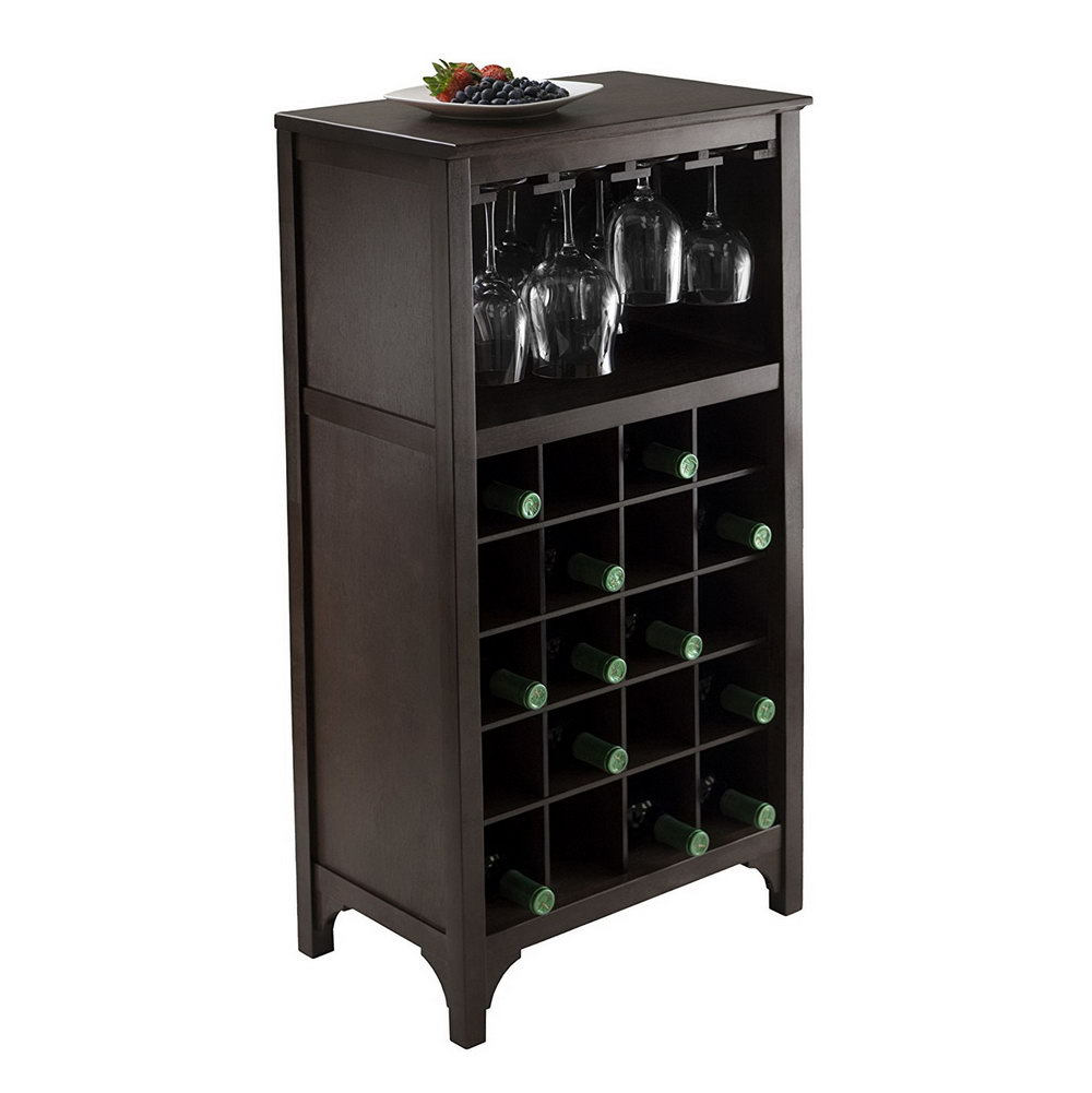 Wine Glass Holder Kitchen Cabinet