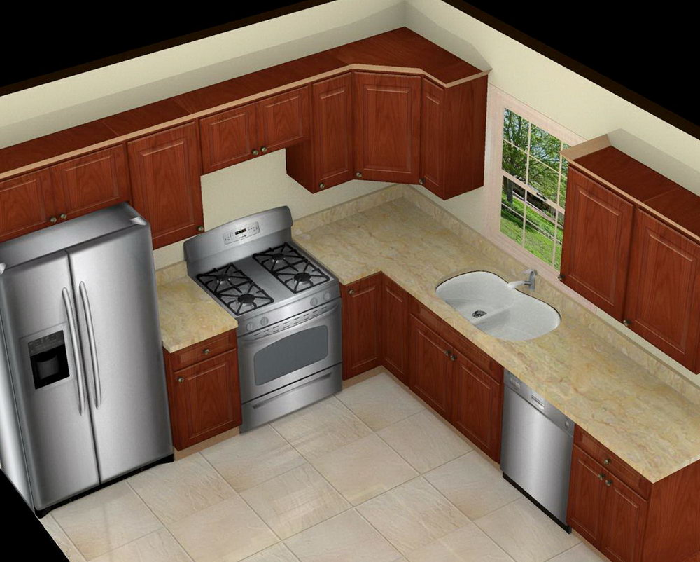 10×10 Kitchen Cabinets Home Depot