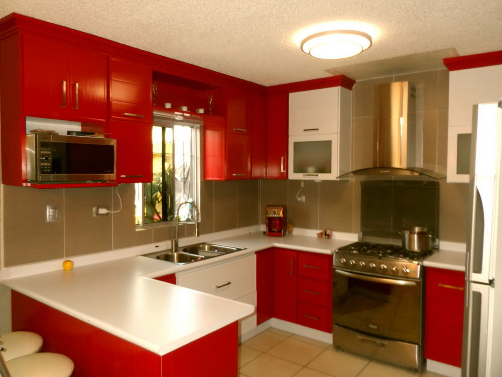 Acrylic Kitchen Cabinets Colours