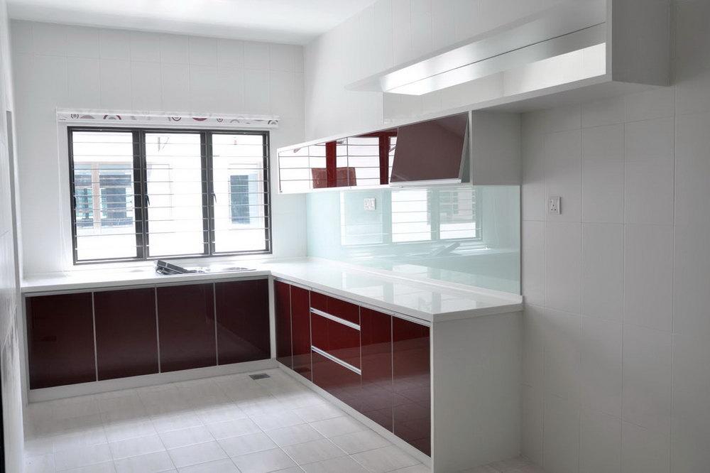 Acrylic Kitchen Cabinets India