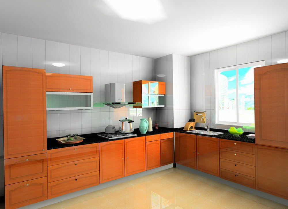 Acrylic Kitchen Cabinets Karachi