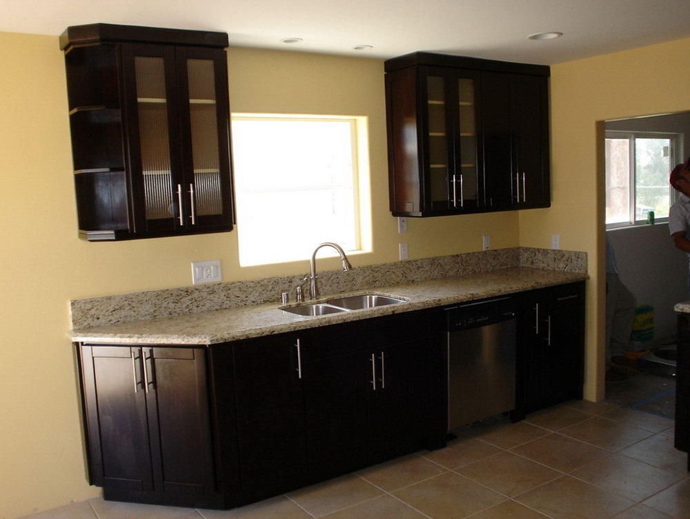 Best Kitchen Colors With Dark Cabinets