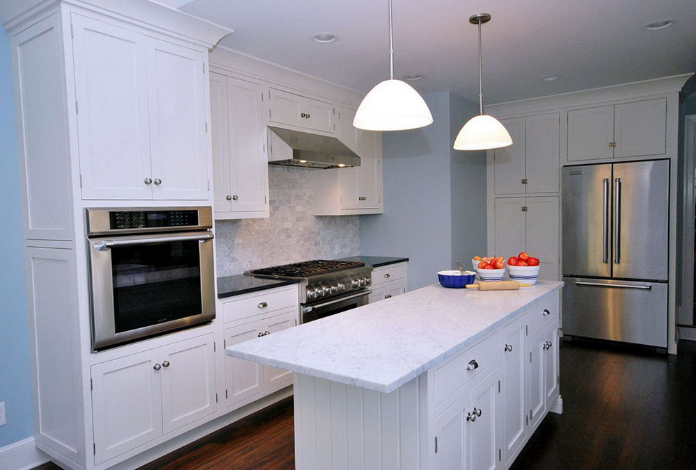 Best White For Kitchen Cabinets Benjamin Moore